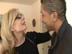 Nina hartley double bbc