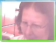 Old lady webcam 1