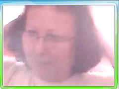 Old lady webcam 1