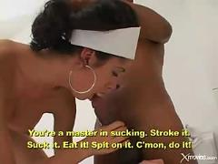 Tranny nurse fucks her patient  ( transexual tranny shemale )