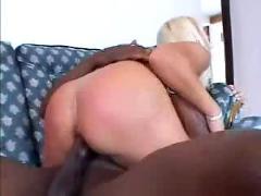 Big ass blonde bimbo shadow stick ass ram nice booty