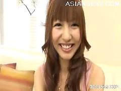 Aisaki kotone pretty asian slut is aan asian teen who gives excellent head