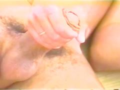 Laitno hunks have hardcore anal drilling outside