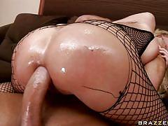 blonde, anal, pantyhose, oiled, huge cock, cowgirl, nice ass, riley evans, keiran lee, big wet butts, brazzers, jugg cash