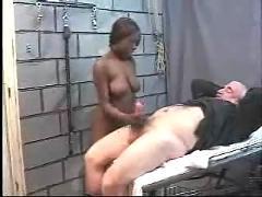 Intense interracial fetish 2