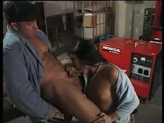 Elli - secretary fuck
