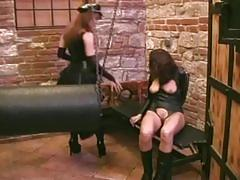 Dungeon masater diva gets whore to confess her sins