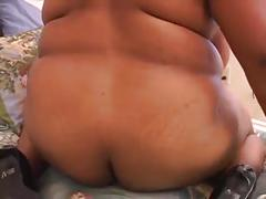 Big booty titfuck
