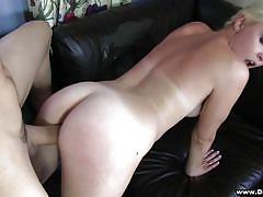 small tits, blonde, facial, babe, round ass, rough sex, cumshot, from behind, sideways, disgrace that bitch, ashley xxx, bruno dickenz, tony xxxxxx