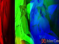 Asian pussy pounding feat. pui