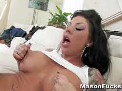 Mason moore fucks horny cop