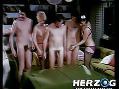 milf, handjob, retro, orgy, classic, brunette, hairy cock, herzog videos