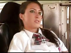 High school girl gets fucked in a bus - redtube free teens porn videos, public movies & clips[vi
