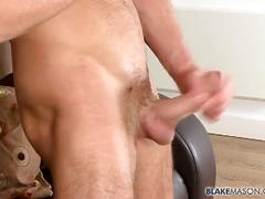 Jonny kingdom amazing solo jerking