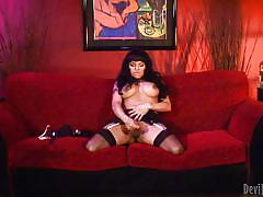 Best of up close transsexual pov