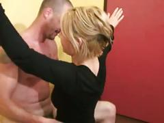 Sweet french blonde fisted and sodomized