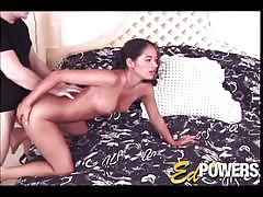 Ed powers and kelton in wet pussy doggy style