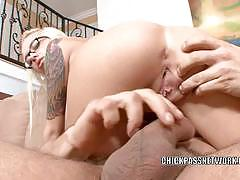 College girl emma mae pounded on her tight cunt