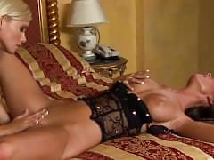 Caylian curtis & katerina hartlova - sex carnage theesome