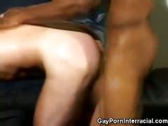 Ripe ass latino bends for massive cock