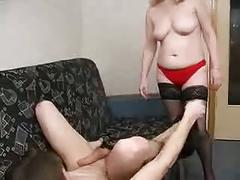 Russian milf and guy - 34