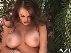 Busty brunette belle jenna presley wants to be bad