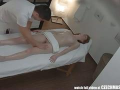 Czech babe fucked on hidden cam