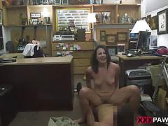Pawn shop owner fucking a guy's wife