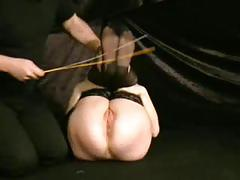 Bastinado and caning