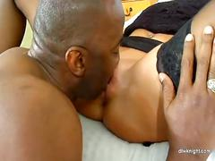 anal, interracial, creampie, wife, moans, breed, cuckold, cuck, bbc, watches, bred