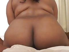 Hony bbw fucks her young lover