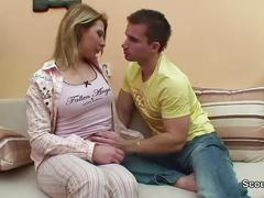 wakeup, mother, hardcore, german, young, dad, deutsch, blowjob, bigdick, cumshot, teen, bigcock, mom
