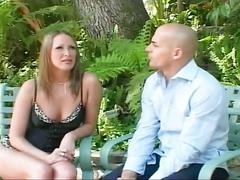 anal, big tits, blonde, hardcore, outdoor,