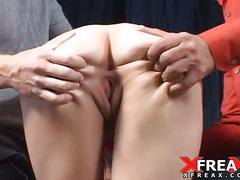 Latina focola!! nikki nievez enjoys 2 cocks in double penetration