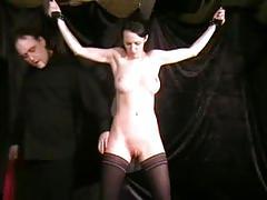 Screaming slavegirl