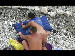 Girl does blowjobs and prostate massage guy