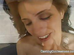 Chick with big ass screwed by the casting manager