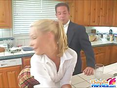 Babysitter jodie moore ass licked and fingered