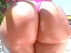 Monica santhiago big slippery brazilan asses 2