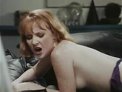 Sexy redhead in purple stockings 205.smyt