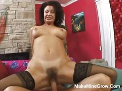 big, tits, milf, brunette, fetish, foot