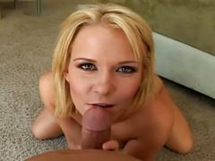 Babe sasha knox gets an anal pov