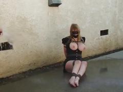 Black dress nurse