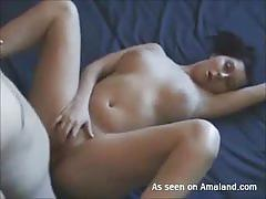 brunette, hardcore, babe, pussy, girlfriend, shaved pussy, beauty, amateur, ex-girlfriend, black hair, reality, missionary