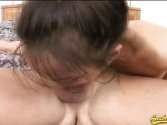 anal, big ass, babe, brunette, hairy pussy, hardcore,
