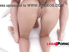Meg magic back to studio for dap! hot chich fists her ass (0% pussy fucking) sz761