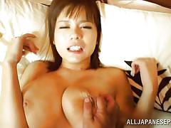 Airu has perfect big boobs