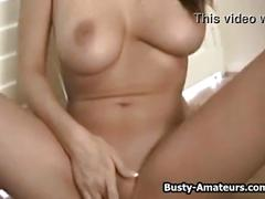 Busty gianna on her first time as amateur