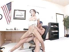 Pigtailed jaclyn case fucks with her horny teacher