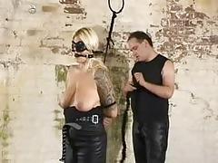 big tits, blonde, busty, bdsm, bondage, big boobs, huge tits, dungeon